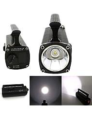 Hrph Piscine 100 Mètres Lampe de Poche Sous-Marine 600LM L2 T6 Lampe de Torche LED en 3 Mode Plongée Sous-Marine