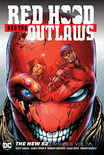 Red Hood and the Outlaws: The New 52 Omnibus Vol. 1 (Red Comics Hood)