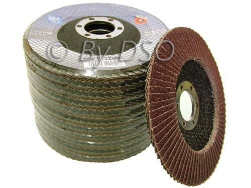 trade-quality-115mm-4-1-2-inch-80-grit-sanding-flap-disc-10-pack-ab011