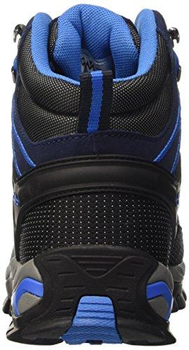 CMP Rigel, Scarpe da Arrampicata Alta Uomo Blu (Black Blue N950)