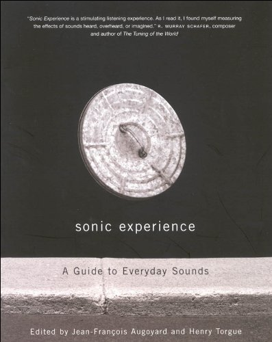 Sonic Experience: A Guide to Everyday Sounds (English Edition)