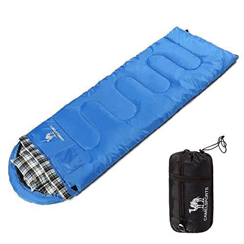 Camel sacco a pelo portatile sacco a compressione, attrezzi da campeggio per escursionismo all'aperto gear per bambini uomo donna 5 stagioni