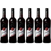 Rotwild Dornfelder QbA Lieblich Rotwein (6 x 0.75 l)