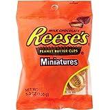 Reese's Peanut Butter Cups Miniatures 5.3 OZ (150g)