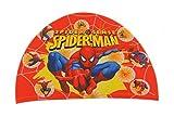 ChenStarUK Beliebte Cartoon Mehrfarbige Kinder Bademütze Junge oder Mädchen Badekappe (Spider-man (Red))