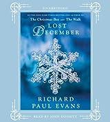 Lost December by Richard Paul Evans (2011-11-01)