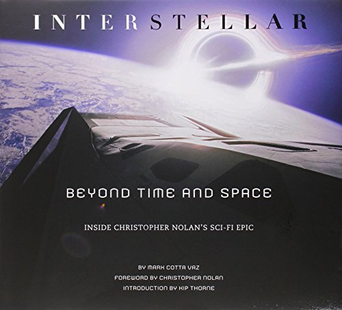 Interstellar: Beyond Time And Space: Inside Christopher Nolans Sci-Fi Epic by Mark Cotta Vaz (2014-11-07)