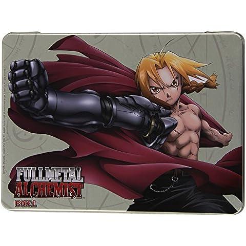 Fullmetal Alchemist - Metal Box #01