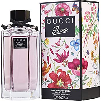 48cebab9907 Gucci Flora Gorgeous Gardenia for Women 100 ml EDT Spray  Amazon.co ...