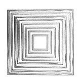 Gloaming Nette Muster Metall Stanzen Stirbt Schablone Für DIY Scrapbooking, Home Familie Album Deco Papier Karte Decor Craft