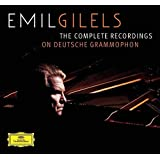 Gilels: Complete Recordings On Deutsche Grammophon (Limited Edition)