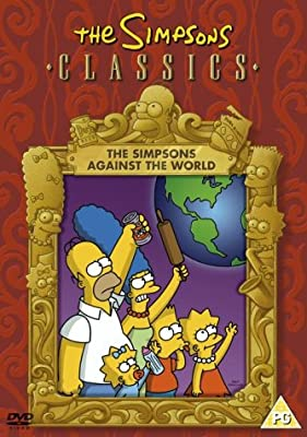 Simpsons Against The World/classics [UK Import]