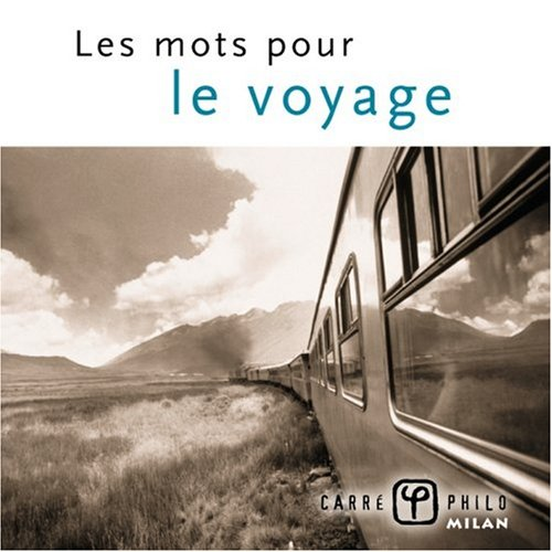 Les mots pour le voyage