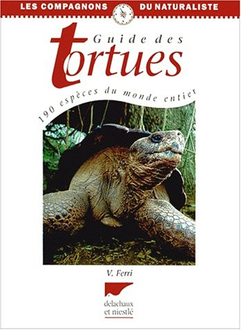 Guide des tortues par Vincenzo Ferri