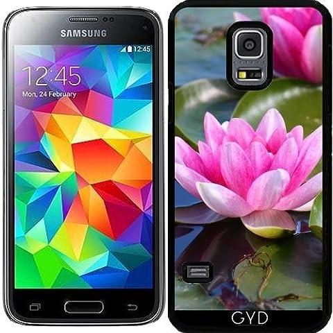 Custodia per Samsung Galaxy S5 Mini - Fiore Di Loto by WonderfulDreamPicture