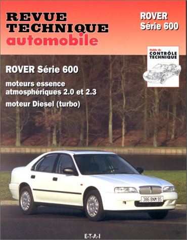 Rta 584.1 Rover 600 E&Td (93-96) par Etai