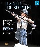 Donizetti: La Fille du regiment [Blu-ray] [2015]