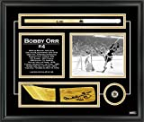 Autographed Bobby Orr Hockey Stick Blade - Museum Framed - Limited Edition of 44