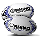 Rhino Cyclone Xiii Rugby League Rugby Ball | RRL-CYCLONE5 - RHINO - amazon.co.uk