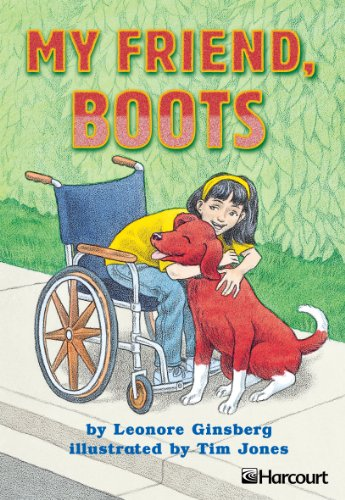 My Friend, Boots por Leonore Ginsberg