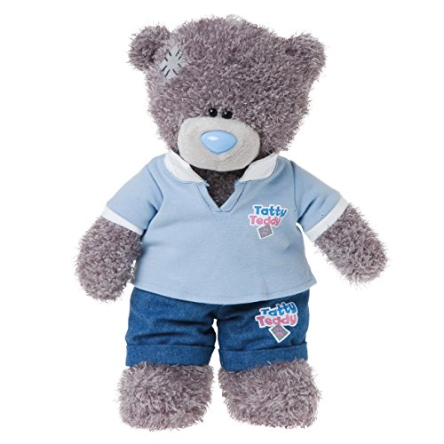 Tatty Teddy Me To You Bear Blue Polo E Jeans