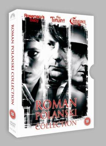 Bild von Rosemarys Baby / The Tenant / China Town [DVD]