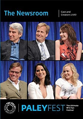 The Newsroom - The Newsroom: Cast and Creators Live at