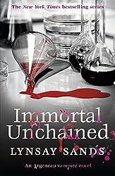 Immortal Unchained (ARGENEAU VAMPIRE)