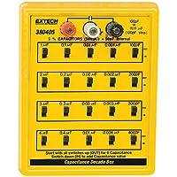 Extech 380405capacitancia Sustitución caja