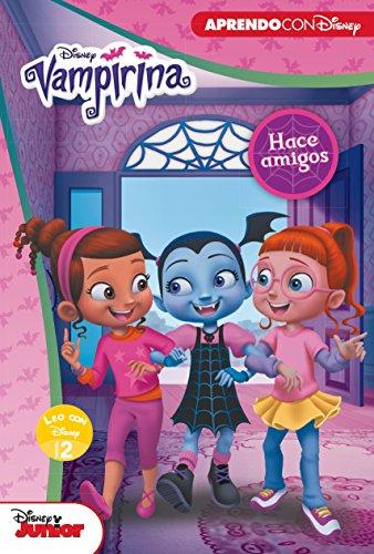 Vampirina hace amigos (Leo con Disney Nivel 2)