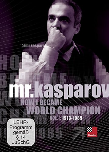 How I became World Champion (1973-1985): Video-Schachtraining auf DVD-ROM (Englisch) -