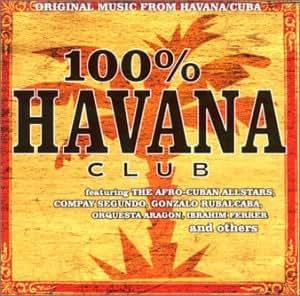 100% Havana Club [Import allemand]