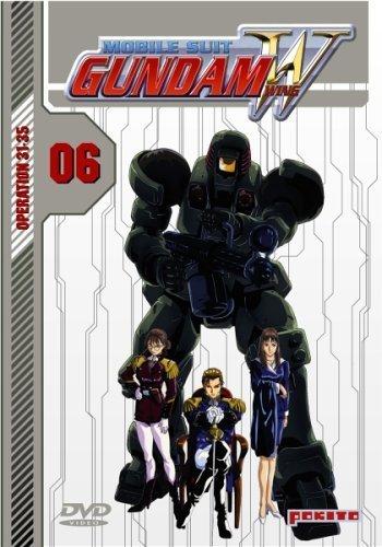 Mobile Suit Gundam Wing - Vol. 6, Episoden 26-30 (Mobile Suit Gundam Wing)
