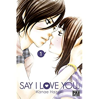 Say I Love You. T01