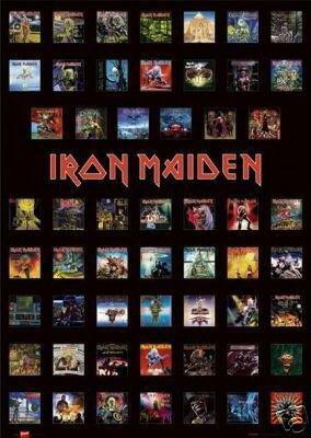 Iron Maiden Album Covers New 24x 36Poster Rare Kunstdruck