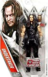 WWE Undertaker Then Now Forever Mattel Wrestling 6 Inch Action Figure