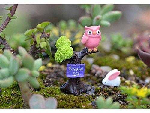 Decorazioni Da Giardino : Yter decorazioni da giardino in miniatura miniature moss micro