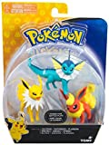 Best Pokemon Figures - Pokemon Battle Pose Figures (Pack of 3), Assorted Review