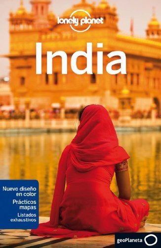 Lonely Planet India (Travel Guide) (Spanish Edition) by Sarina Singh (2012-01-01)