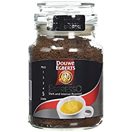 Douwe Egberts Espresso Instant Coffee 95g (Pack of 6)