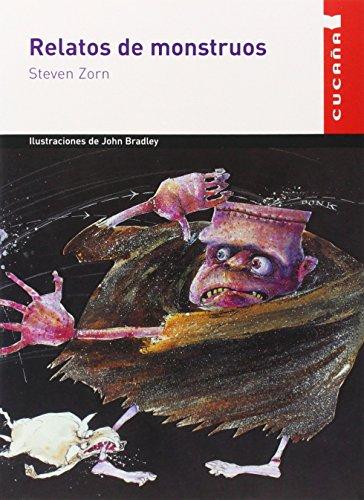 Relatos De Monstruos N/c (Colección Cucaña) - 9788431672577 por Pablo Anton Pascual