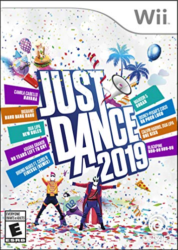 Just Dance 2019 for Wii [USA]