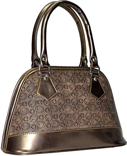 Utsukushii Women\'s Handbag (Gold) (BG465F)