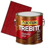JOTUN TREBITT Lasur 686 Rot 10l - Holzlasur Holzschutzlasur