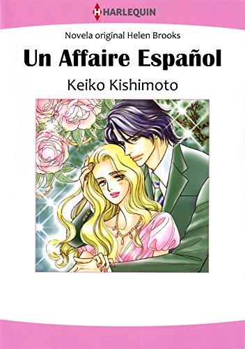 Un Affaire Español (Harlequin Manga) por Helen Brooks