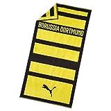 Puma BVB Handtuch gelb/schwarz