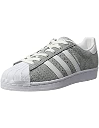 adidas Superstar W, Sneakers Basses Femme