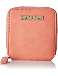 Caprese Perry Women's Wallet (Peach)