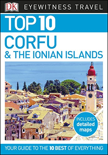 Top 10 Corfu and the Ionian Islands (DK Eyewitness Travel Guide) (English Edition)