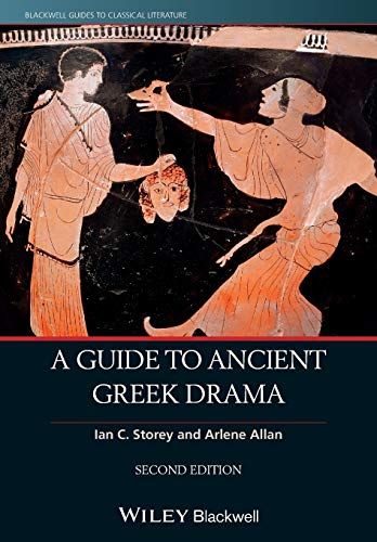 A Guide to Ancient Greek Drama PDF Books